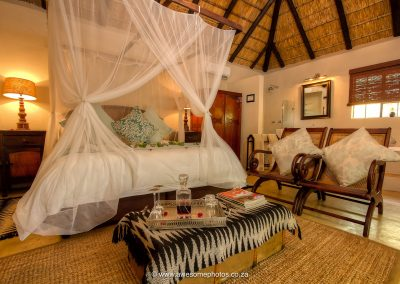 Mvuradona Safari Lodge Luxury Bush Suites