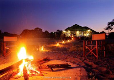 Camp Savuti Botswana