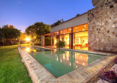 House Higgo pool