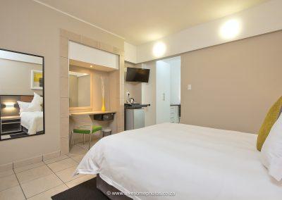 Park Lodge comfortable bedrooms